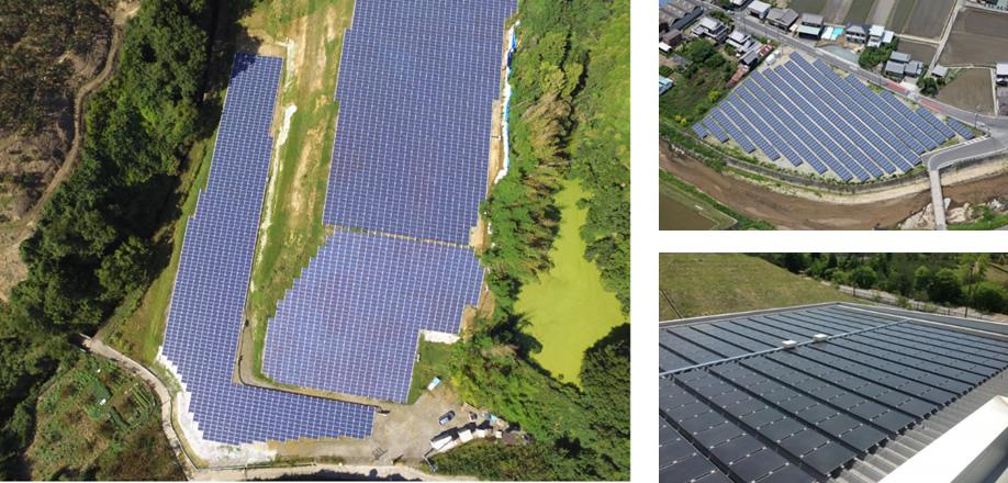エネルギーを通じて、持続可能な社会へ